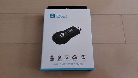 ezcastのパッケージ