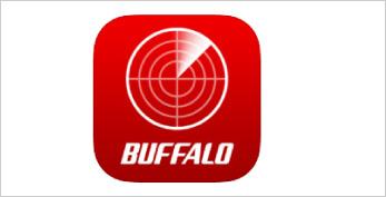 Buffaloのロゴ