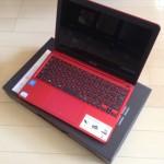 X205TAキーボード