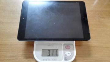 iPad mini第一世代重さ