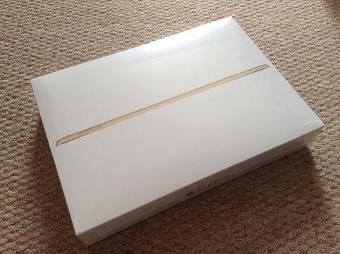 iPad Pro外箱