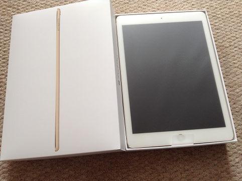 iPad Pro開封