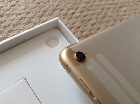 iPad Pro9.7カメラのでっぱり